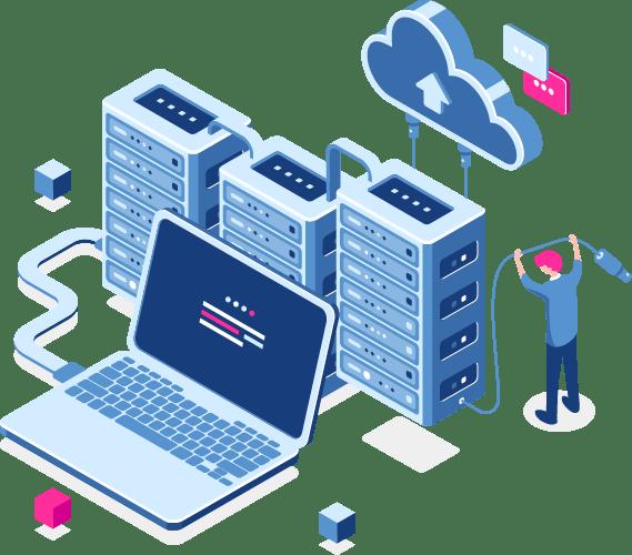 migrar pagina de un servidor a otro